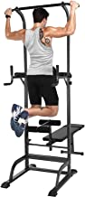 ZYQDRZ Multifunktionell tornhållare, dykträningsutrustning, fitnessutrustning för bänkpress med bänk och gym