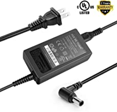 [UL Listed]HKY AC DC Adapter Replacement for Samsung Radiant360 R1 Wi-Fi/Bluetooth Speaker HW-M360 Soundbar Samsung WAM1500 WAM1500/ZA Radiant 360 R1 WIFI Home Wireless Omnidirectional Speaker System
