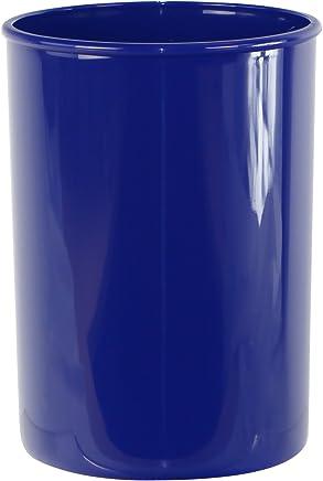 Boston Warehouse 90448 Reactive Glaze Utensil Crock Blue