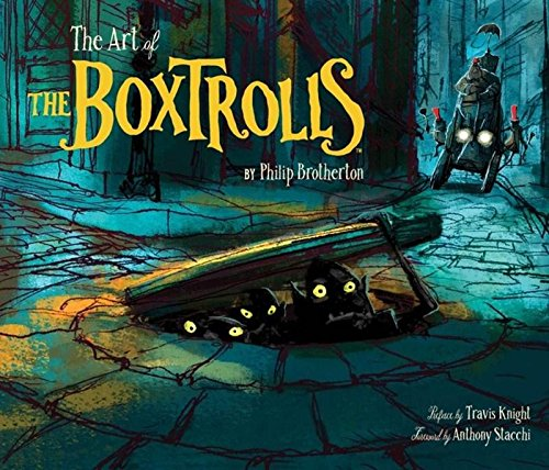 Disney's The Art of the Boxtrolls