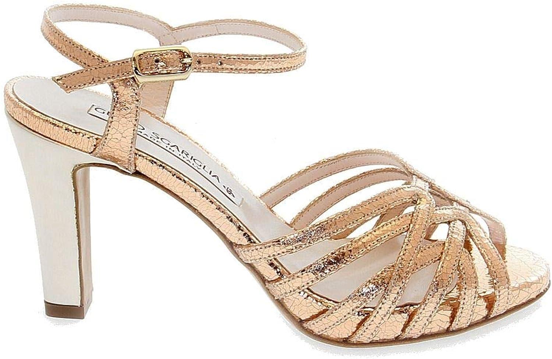 6e0fc6c5da GUIDO SGARIGLIA SGA29503 Pink Leather Sandals Women's zylgja5802-New ...