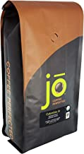 COLOMBIA JO: 2 lb, Organic Ground Colombian Coffee, Medium Roast, Fair Trade Certified, USDA Certified Organic, 100% Arabica Coffee, NON-GMO, Gluten Free, Gourmet Coffee from Jo Coffee