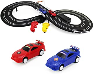 remote race track set
