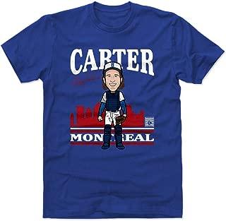 500 LEVEL Gary Carter Shirt - Vintage Montreal Baseball Men's Apparel - Gary Carter Toon