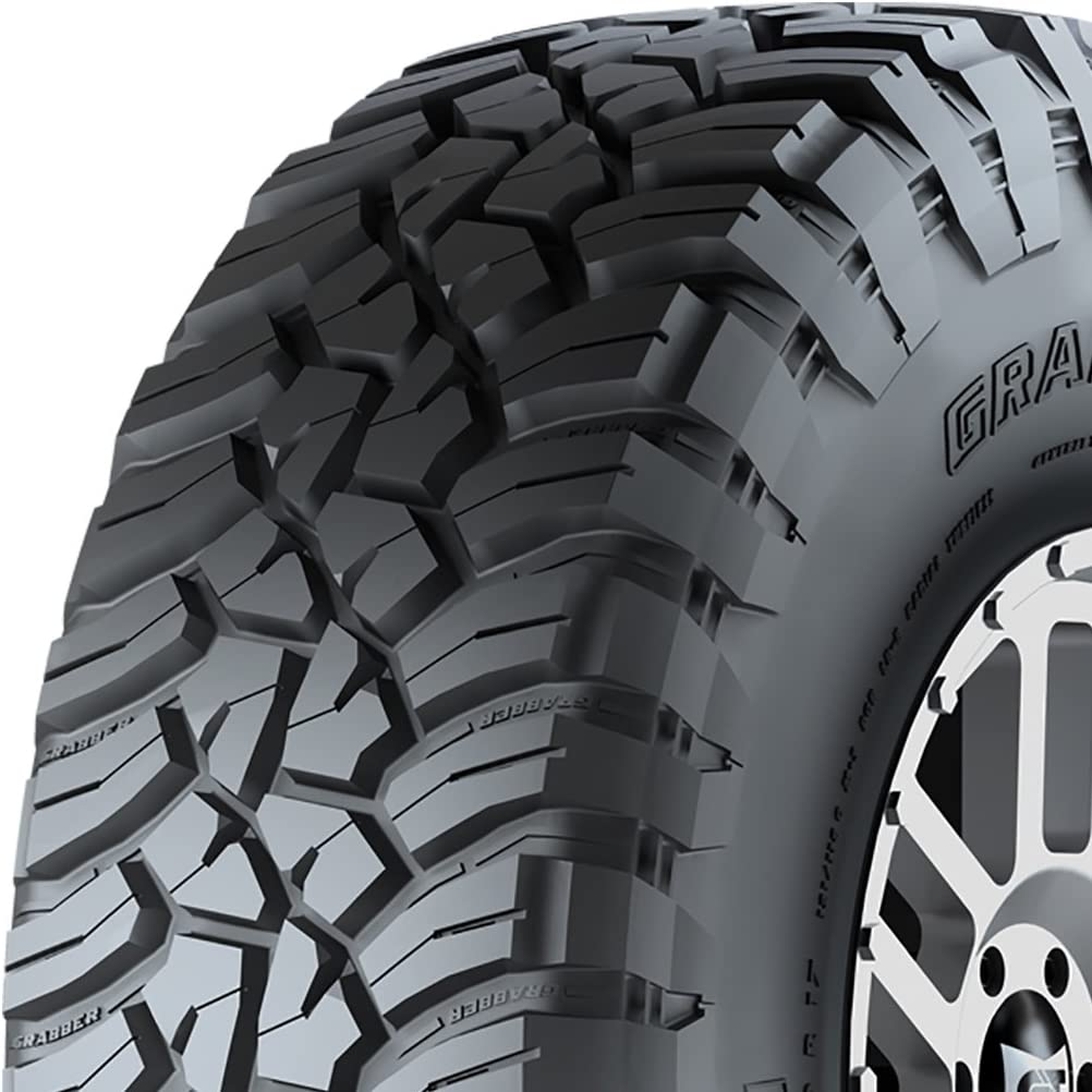 Online limited product General Tire Grabber X3 Columbus Mall All-Terrain 295 Radial 70R18 129Q -