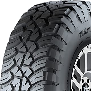General Tire Grabber X3 all_ Season Radial Tire-33/12.5R15 108Q C-ply