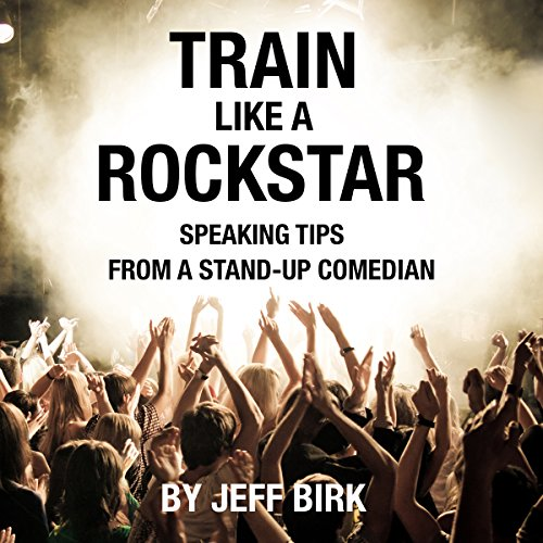 Train Like a Rockstar audiobook cover art