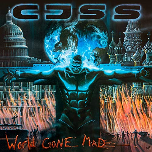CJSS: CJSS - World Gone Mad (Audio CD (Deluxe Edition))