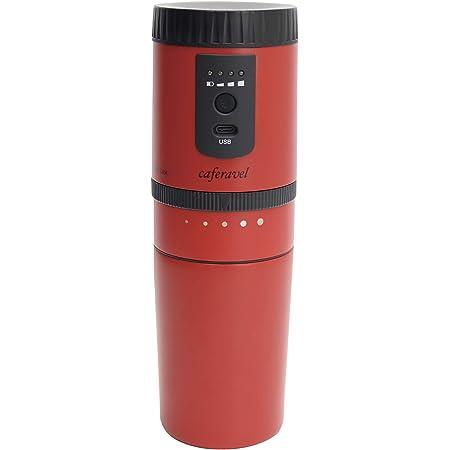 マクロス ( macros ) オールインワンコーヒーメーカー カフェラベル レッド MEK-83
