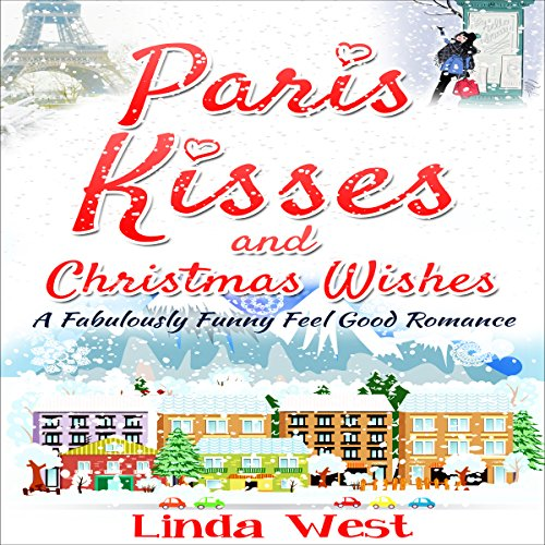 Paris Kisses and Christmas Wishes Titelbild