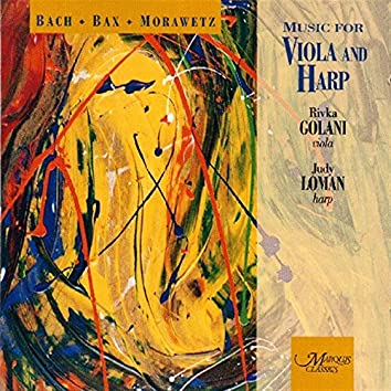 Music For Viola And Harp
