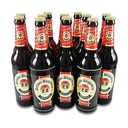 Berliner Bürgerbräu - Rotkehlchen (12 Flaschen à 0,5 l / 5,3% vol.)