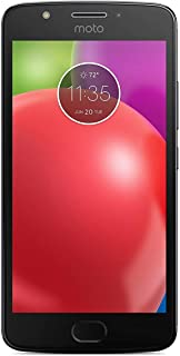 Motorola Moto E4 Dual SIM - 16GB, 2GB RAM, 4G LTE, Iron Gray