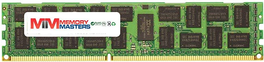 8GB DDR3 Memory Upgrade for ASUS RS Server RS926-E7/RS8 PC3L-10600R 1333MHz ECC Registered Server DIMM RAM (MemoryMasters)