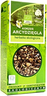 Organic Angelica Root (Angelica Archangelica) 100% BIO Dried Root 100g 3.55oz