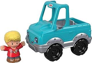 Fisher-Price Little People Ayudar a un amigo a recoger camión