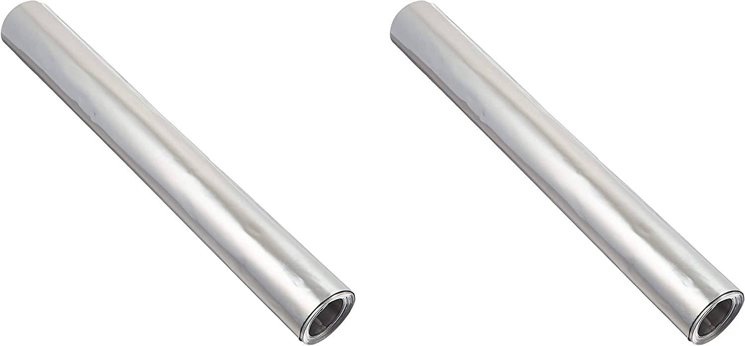 St. Louis Crafts 36 Gauge Aluminum 12 Foil Max 45% OFF x Metal Roll Recommended Inches