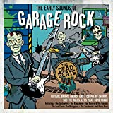 The Early Sounds Of Garage Rock 2cd