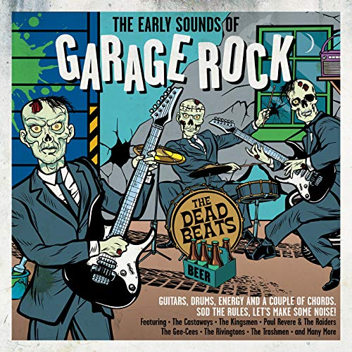 Early Sounds of Garage Rock