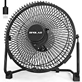 OPOLAR USB Powered Desk Fan with USB plug, 9 Inch Quiet...