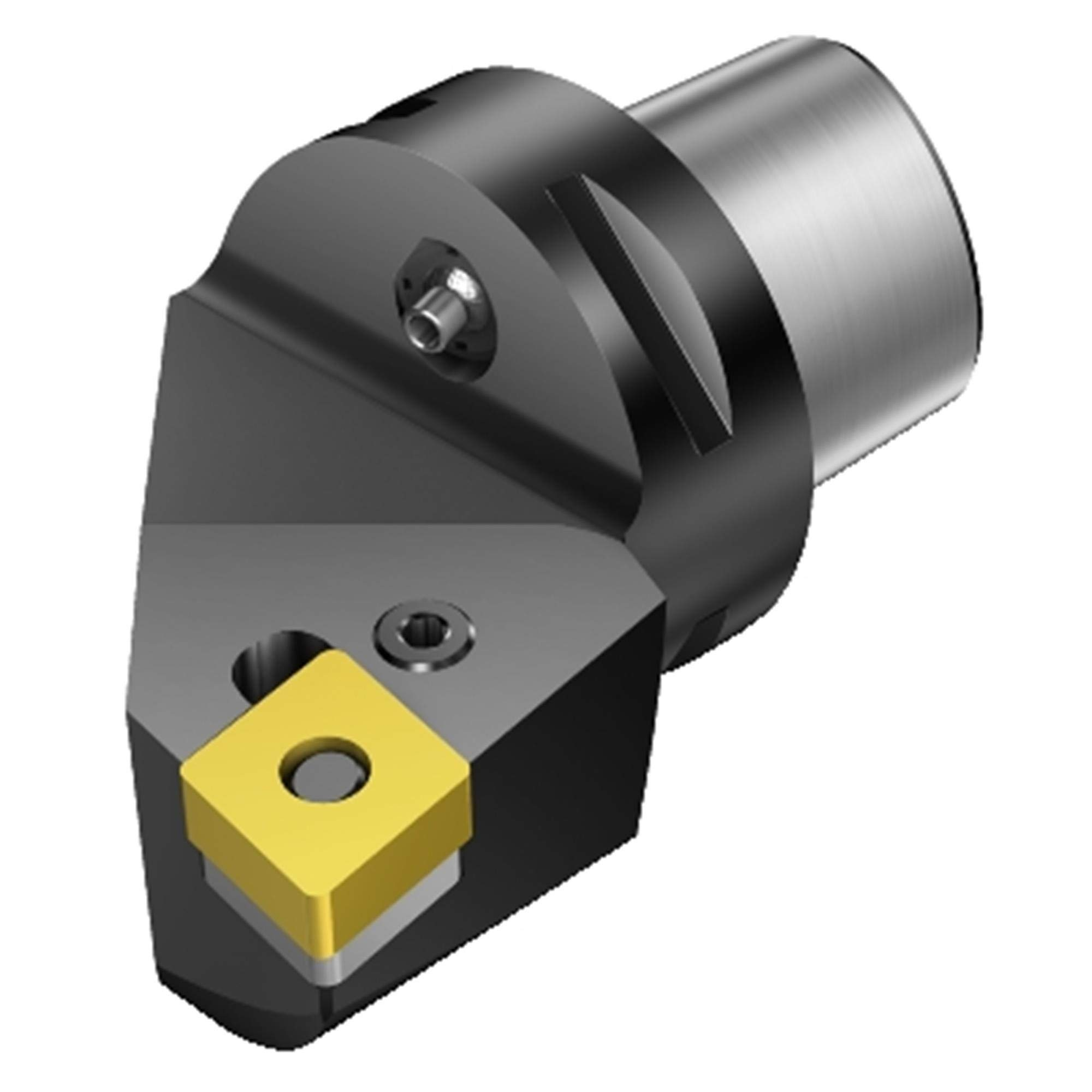 55 mm Shank Diameter Right Hand CNMG 12 04 08 Master Insert 80 mm Functional Length Cx-PCLNR//L Tool 55 mm Functional Width Sandvik Coromant C8-PCLNR-55080-12 T-Max P Cutting Unit for Turning