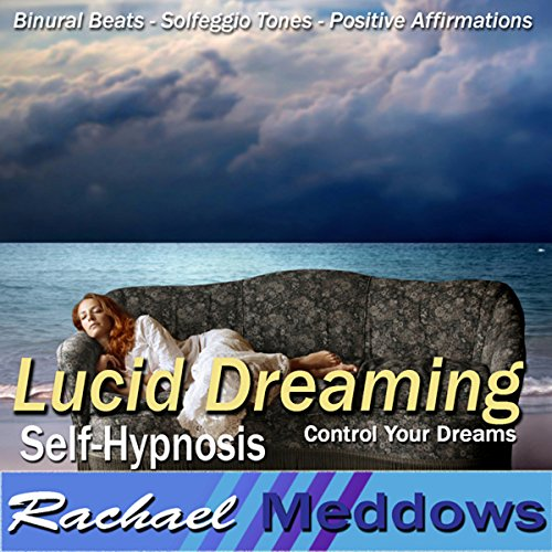Lucid Dreaming Hypnosis audiobook cover art