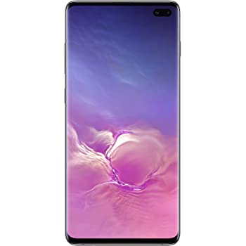 Samsung Galaxy S10 Plus (Prism Black, 8GB RAM, 128GB Storage)