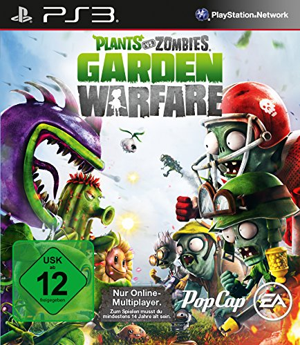 Electronic Arts Plants vs. Zombies Garden Warfare PS3 Básico PlayStation 3 vídeo - Juego (PlayStation 3, Acción, Modo multijugador)