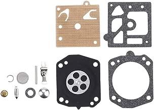 Dalom Carburetor Repair Kit for Husqvarna Husky 42 44 242 246 254 257 261 262 262XP 444 Chainsaw Shindaiwa 488 488P Chain Saw Carb Rebuild kit