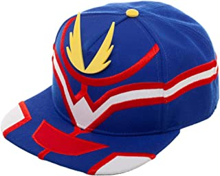 My Hero Academia - All Might Deluxe Snapback Hat - Officially Licensed