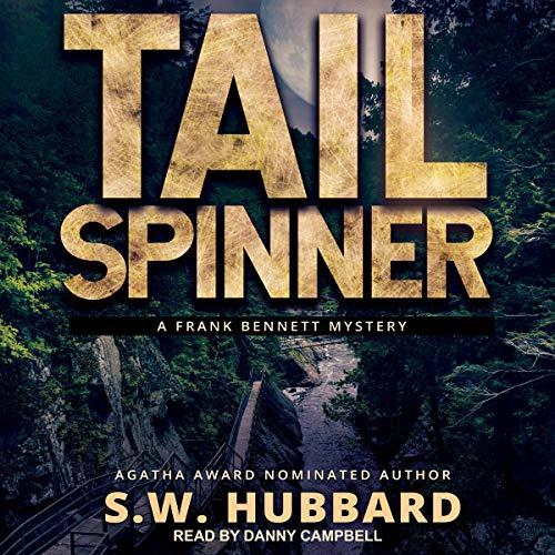 Tailspinner audiobook cover art