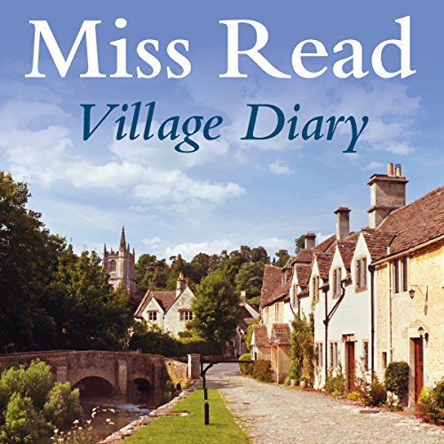Village Diary audiobook cover art