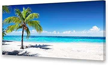 Best easy canvas beach paintings Reviews