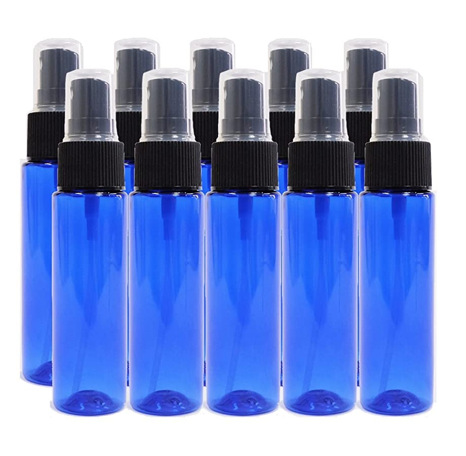 証言切り刻むトークease 保存容器 スプレータイプ プラスチック 青色 30ml×10本