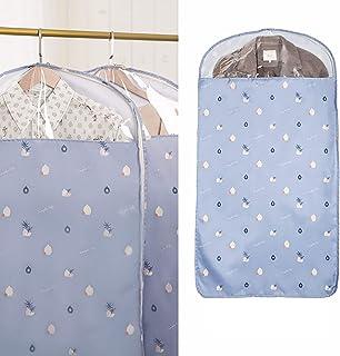 Vêtements Sac de rangement Couverture de vêtements Sacs, robe de vêtement avec fermeture à glissière dans des armoires, po...