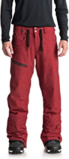 Quiksilver Men's FOREST OAK 15K SNOW PANTS Snow Pants