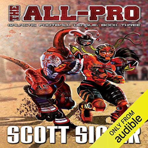 The All-Pro Audiobook By Scott Sigler cover art