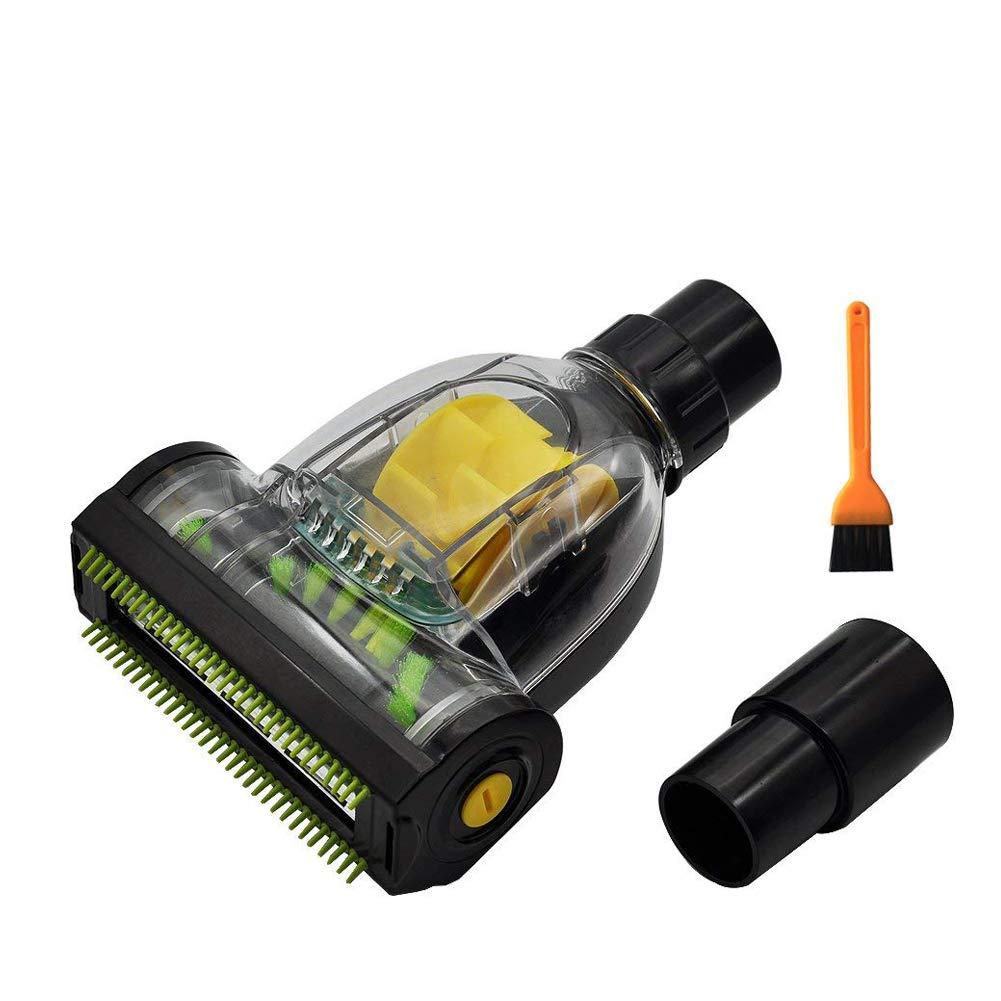 Mini Vacuum Turbo Floor Brush Cleaner Head Pet Hair Dirt Mites Remover 32mm Hose