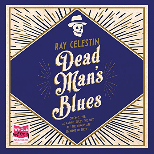 Dead Man's Blues audiobook cover art