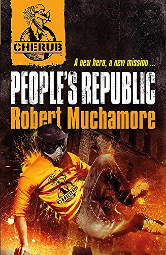 CHERUB VOL 2, Book 1: People's Republic