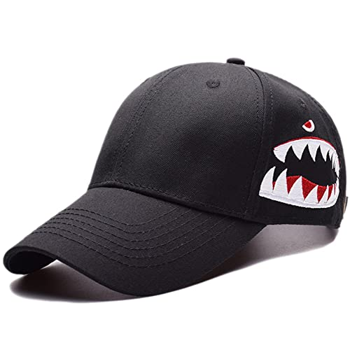 2c549b476ab Kokkn Baseball Cap K-pop Boys Outdoor Iron Ring Snapback Hat Casual  Adjustable Dad Hat