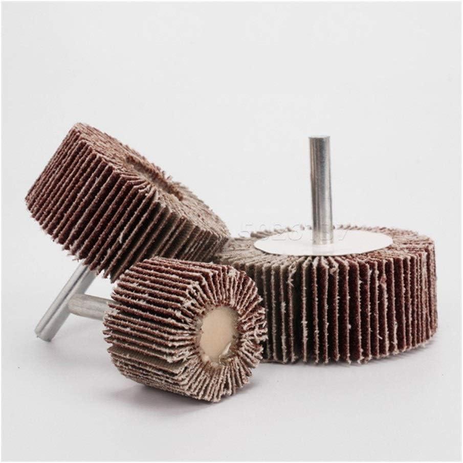 Abrasive polishing favorite Ranking TOP12 tools 6mm Shank Impeller Paper Flap Grinding
