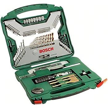 Bosch Professional 2 608 P00 235 Bosch PRO 91 Pezzi Set Punte di Alta qualit/à Colore 0 V Size 0 W Set di 91
