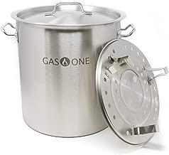 Best cheap 10 gallon stainless steel pot Reviews