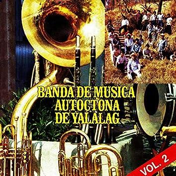 Banda de Música Autóctona de Yalalag, Vol. 2
