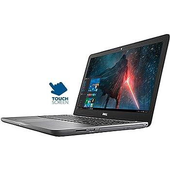 "Dell Flagship Inspiron 15.6"" FHD 1920x1080 Touchscreen Laptop PC AMD A12-9700P Quad-Core Processor 8GB DDR4 RAM 1TB HDD AMD Radeon R7 Graphics Backlit-keyboard DVD-RW Windows 10- Gray"