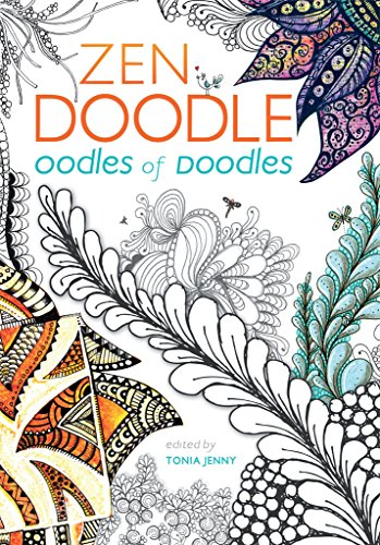 Zen Doodle Oodles of Doodles (English Edition)