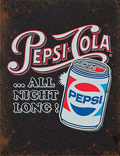 Pepsi Cola All Night Long