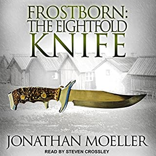 Frostborn: The Eightfold Knife cover art