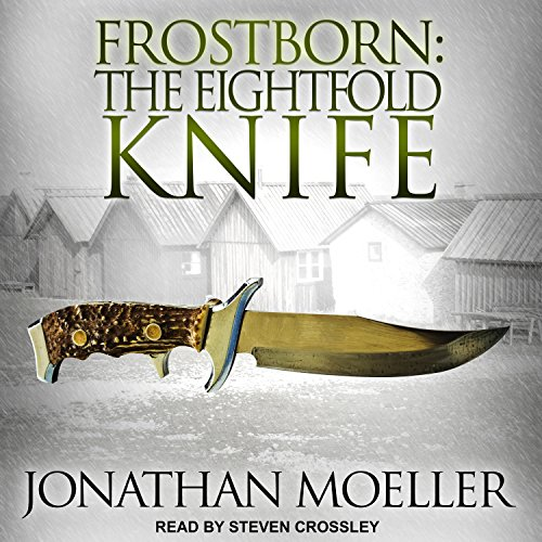 Frostborn: The Eightfold Knife audiobook cover art